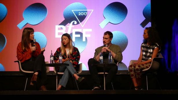 GOSEE FASHION - BFFF / Berlin Fashion Film Festival 2017