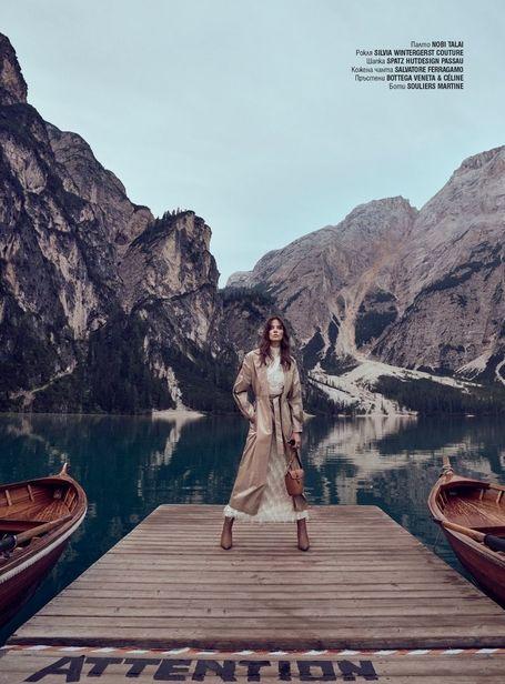 Roberta Cardenio for Cosmopolitan Bulgaria January 2021   ICONIC