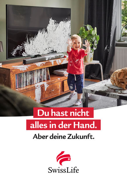 EMEIS DEUBEL: Cecil Arp for Swiss Life