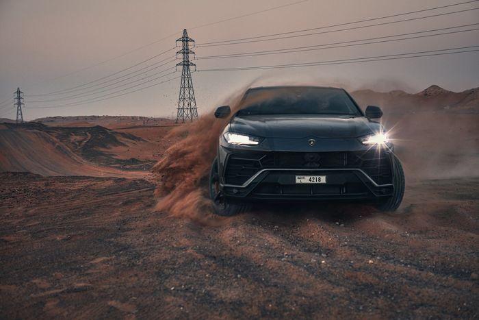 Lamborghini Urus by MARC TRAUTMANN