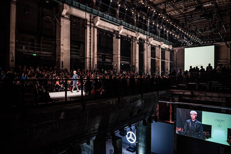 Mercedes Benz Fashion Week 2021