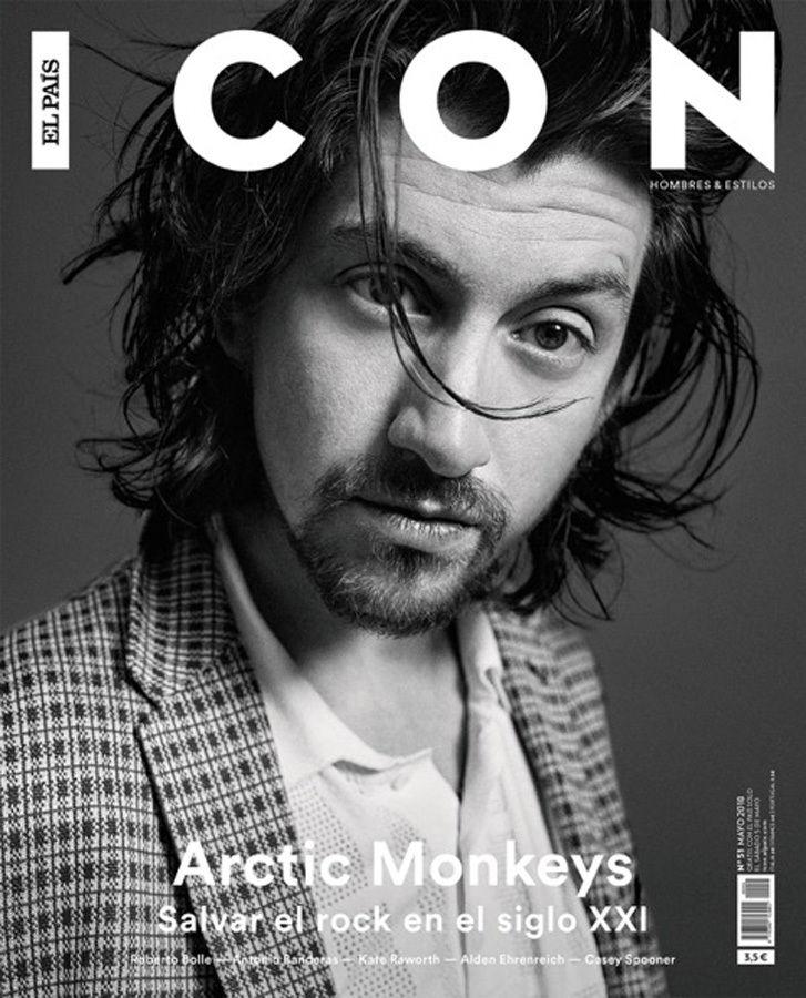 Neil Bedford for Icon Magazine