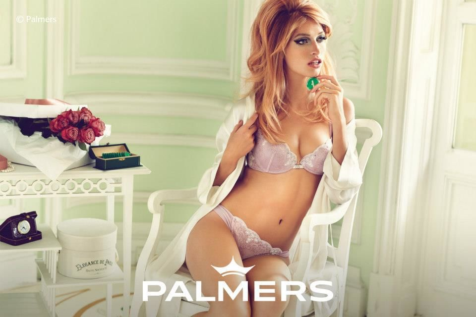 HANNE EVANS PRODUCTION SERVICES - Mario Schmolka for PALMERS