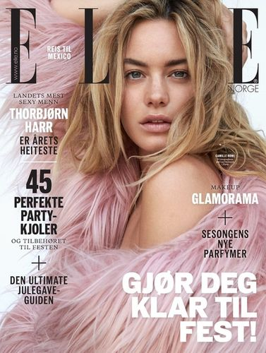 ASA TALLGARD for ELLE