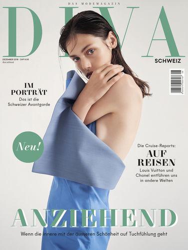 DIVA Magazine Coverstory - DEZ 2019
