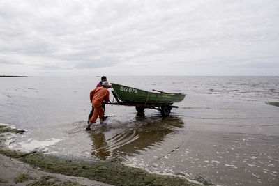 Juris – the fisherman