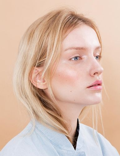 "SHOT FOTOGRAFIE Katja Schubert, Beauty Editorial ""High Gloss"" for Volant Magazine"