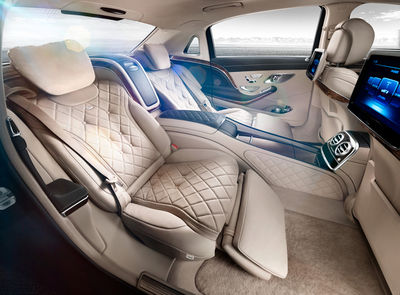 Mercedes Benz Maybach