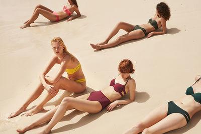 Oysho Swimwear Campaign photo by Wai Lin Tse