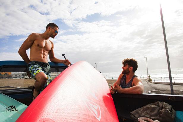 Simone Schneider for Firefly Beach and Surfwear