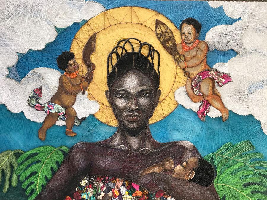 The Divinity of Motherhood-Tammy Sinclair