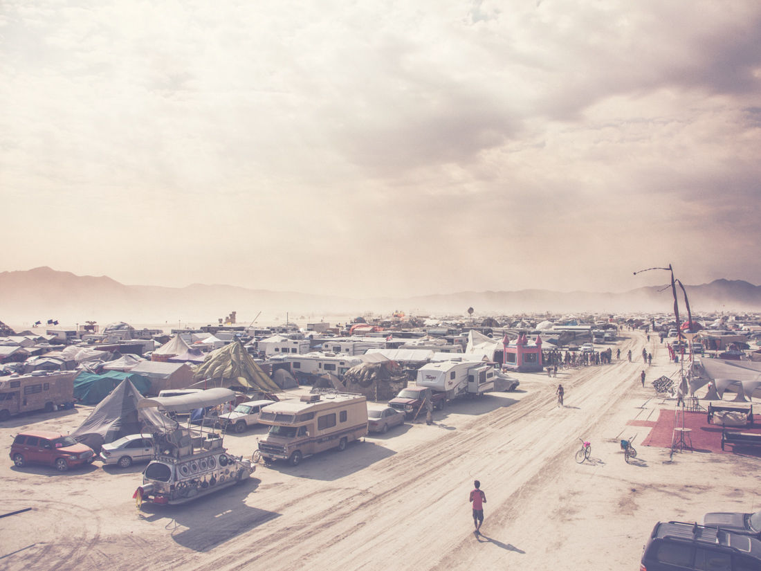 Burning Man - Belive