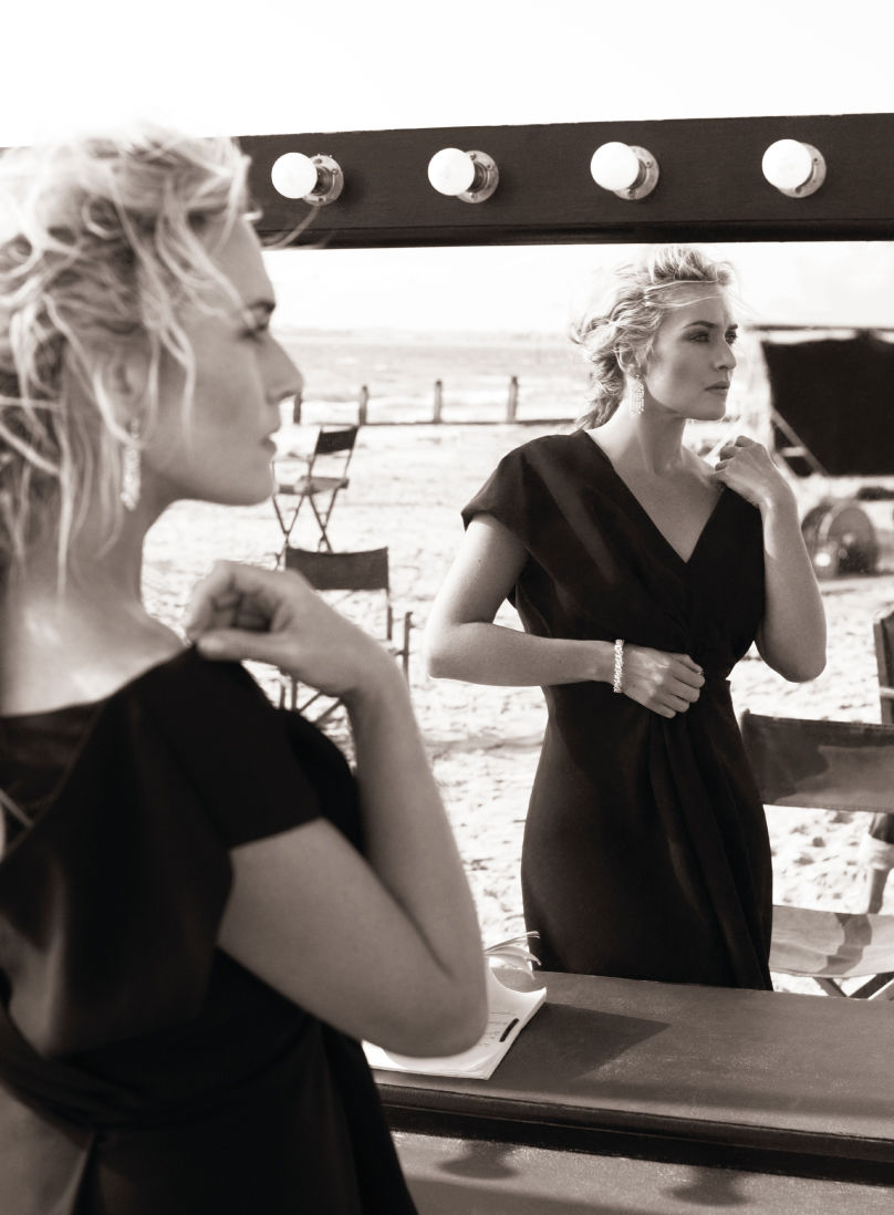 PATRICIA McMAHON: Kate Winslet for Harpers Bazaar UK