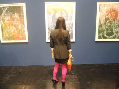 ART COLOGNE 2014 : Galerie Thomas Schulte