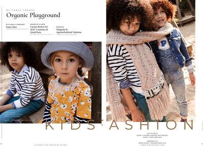 Tanja Tremel & Elegant Kids Magazine