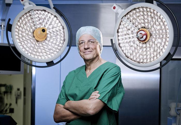 """Prof. Dr. Jochen A. Werner for """"Medical Influencer"""
