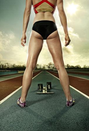 GOLD POSTPRODUKTION for WOMEN'S HEALTH