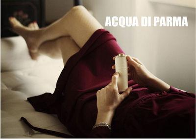 STöVER PHOTOGRAPHERS: LORENZO PESCE for ACQUA DI PARMA