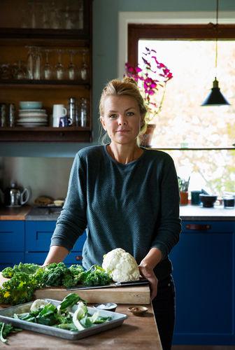 Sanna Lindberg c/o AGENT MOLLY & CO for Zero Waste kokbok