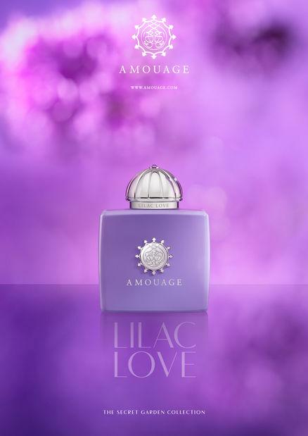 'Lilac Love' Amouage Perfume by John Bennett