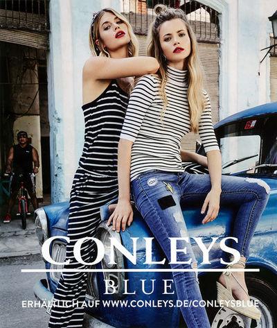 BIGOUDI Marcell Naubert für Conleys Blue