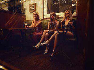 RECOM : GIRLS OUT NIGHT - Café Paris - Portfolio