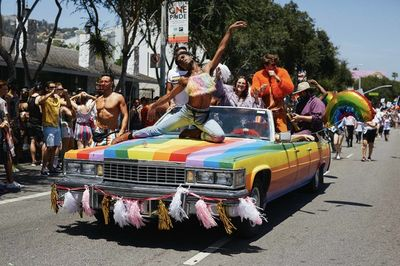 LA Pride for Vogue by Devyn Galindo c/o MAKING PICTURES