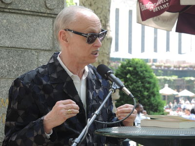 John Waters, Carsick: John Waters Hitchhikes Across America, Hosted by Matthew Love