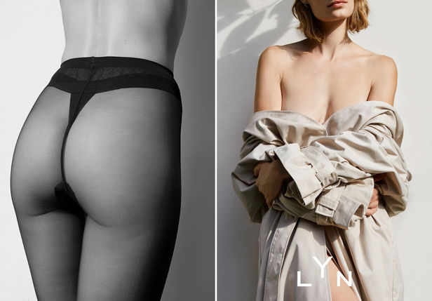 MARLENE OHLSSON PHOTOGRAPHERS – Sara Merz – Lyn Lingerie Campaign