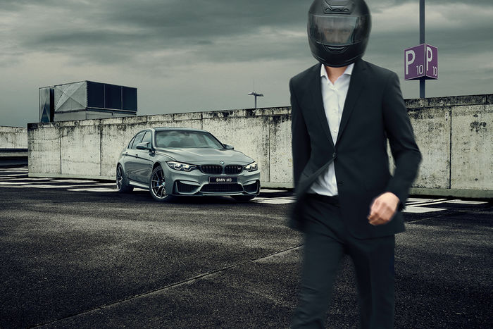 TONY GRESEK - BMW M3CS - PHOTOGRAPHY & RETOUCHING