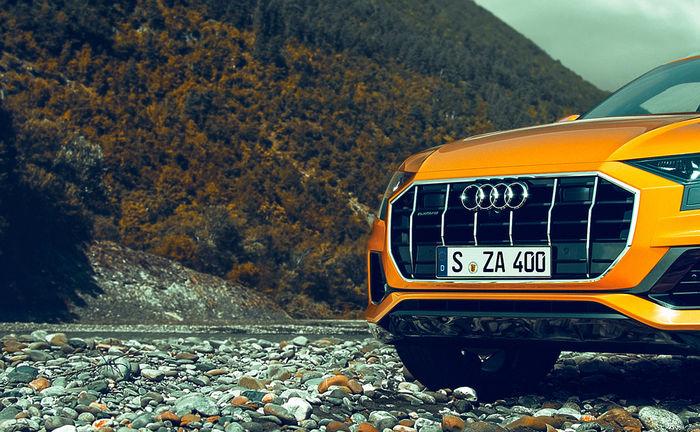 ANDREA HEBERGER GMBH & Audi Q8