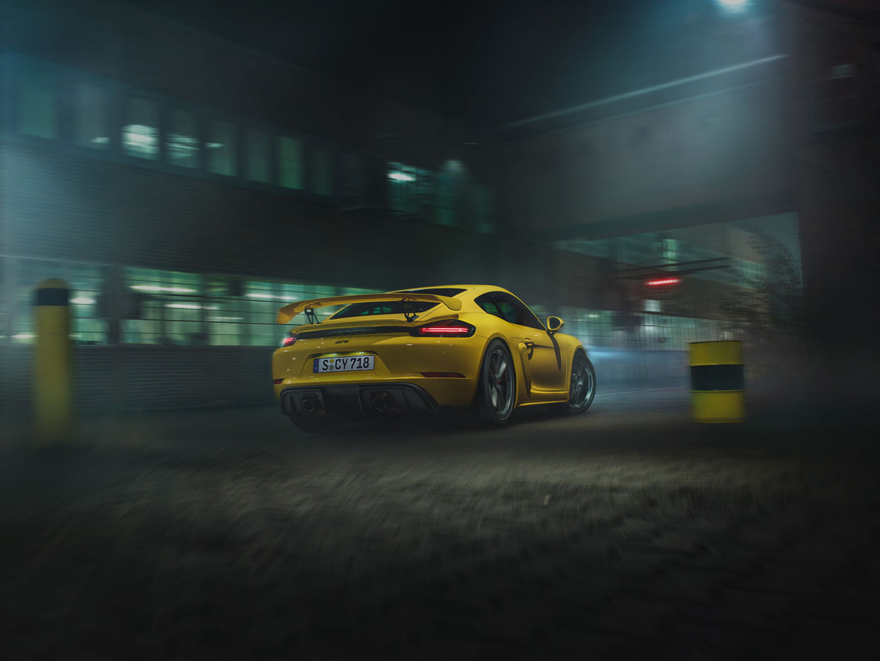 KEKO for 718 Cayman GT4