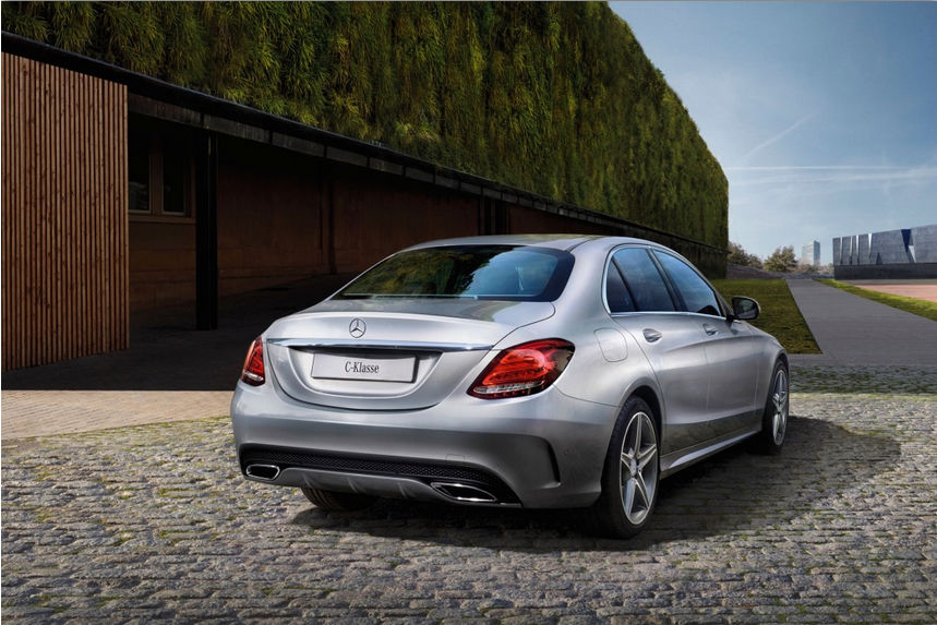 IMAGE NATION S.L. for Mercedes Hybrid Campaign