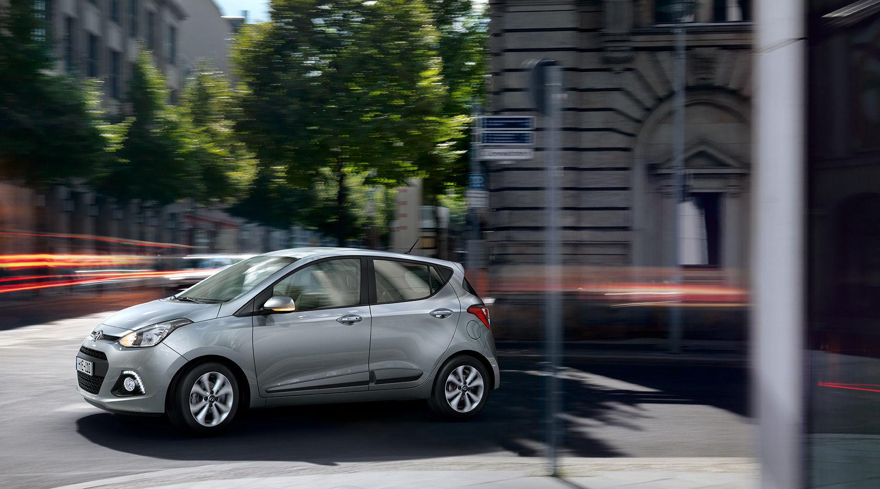 Hyundai I10 CGI