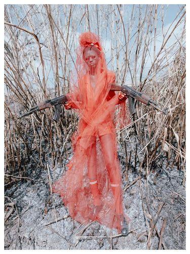 Red Hook Labs is pleased to present Soft Criminal, with South African photographer Kristin-Lee Moolman, Sierra-Leonean designer Ibrahim Kamara and British designer Gareth Wrighton