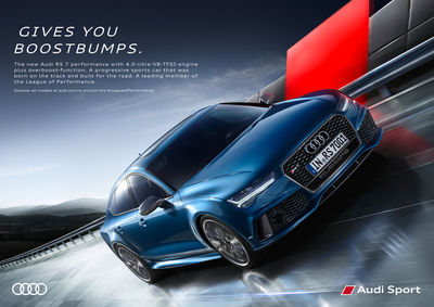 RECOM CGI : AUDI League of Performance - FULL-CGI