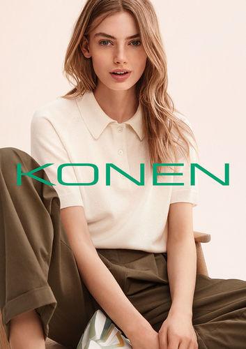 NINA KLEIN, Hair & Make Up: Benjamin Becher, Marcus Gaab, KONEN