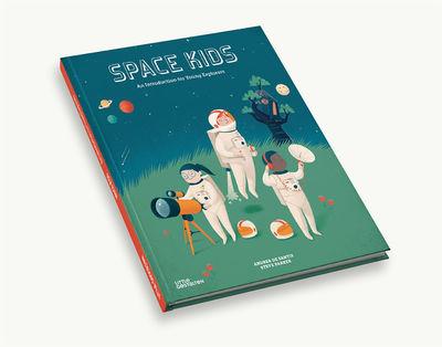 Andrea de Santis für KLEINE GESTALTEN / KINDERBUCH / SPACE KIDS