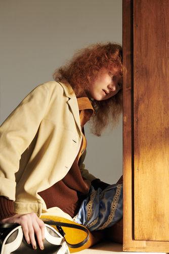 JANA KAPOUNOVA for DOLCE VITA Magazine