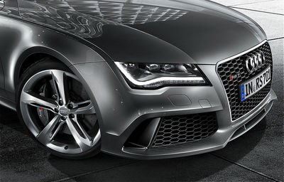 MARCUS PHILIPP SAUER for AUDI RS7