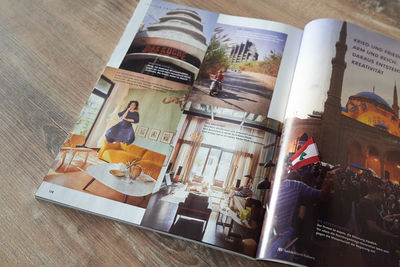 ROBERTINO NIKOLIC - BEIRUT | CLIENT - A&W MAGAZIN | REPRESENTED BY BANRAP