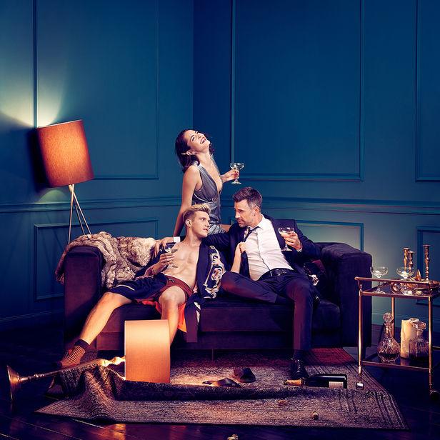 """HAUSER FOTOGRAFEN: +++ BENNO KRAEHAHN for TV NOW - """"Verbotene Liebe"""""""