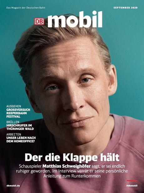 BIRGIT STÖVER ARTISTS: EMIL LEVY for DB MAGAZIN