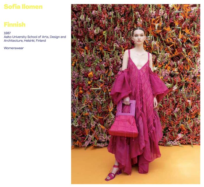 Finalist of the category FASHION - HYÈRES FESTIVAL 2021