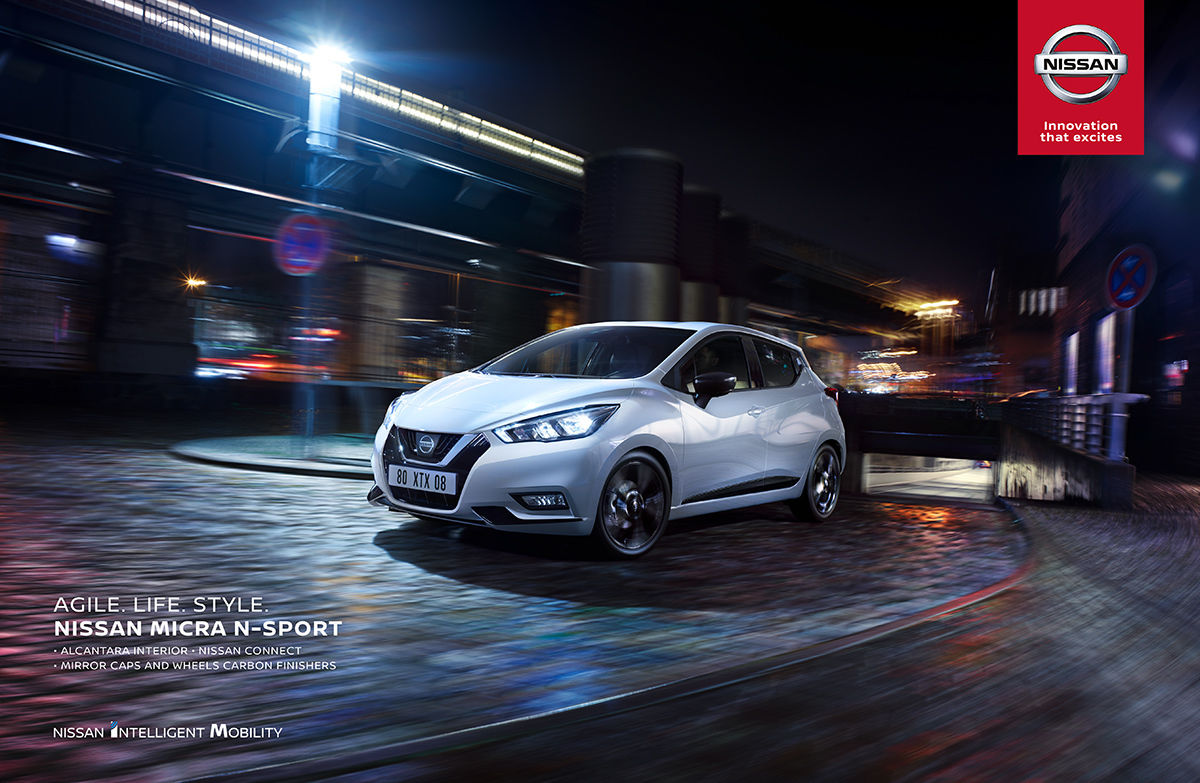 Nissan Micra NSport