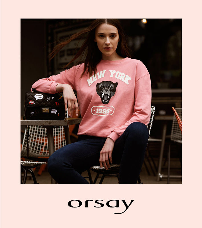 CLAAS CROPP CREATIVE PRODUCTIONS: ANNA-ROSA KRAU FOR ORSAY