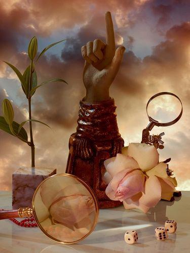 Mathilde Karrèr, Romantic Magical Surrealism
