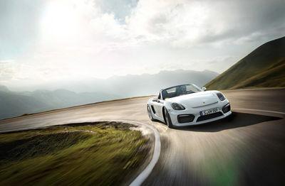Porsche Boxster Spyder by Torsten Klinkow