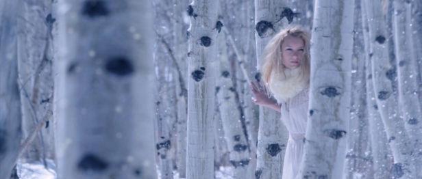 Devi Brulé for Euphoria Fragrance by Calvin Klein