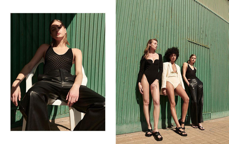 NINA KLEIN, Styling: Elke Dostal , Hair & Make Up: Bianca Hartkopf for Mytheresa